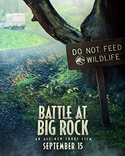 Battle at Big Rock (Jurassic World)