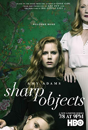 Éles tárgyak - Sharp Objects
