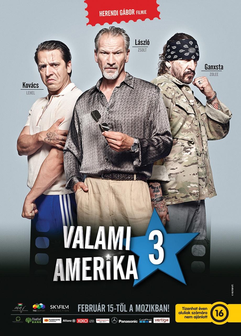 Valami Amerika 3 (2018) online, Valami Amerika 3 (2018) letöltés, Valami Amerika 3 (2018) teljes film, Valami Amerika 3 (2018) online film, Valami Amerika 3 (2018) online nézése, Valami Amerika 3 (2018) film letöltés