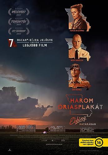 Három óriásplakát Ebbing határában  online film ingyen, regisztráció nélkül